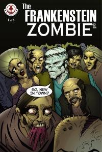 Frankenstein Zombie #1