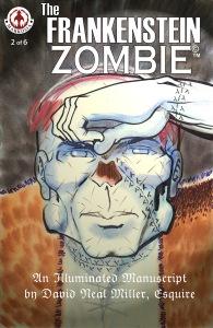 Frankenstein Zombie #2