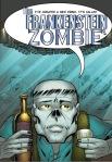 Frankenstein Zombie #3